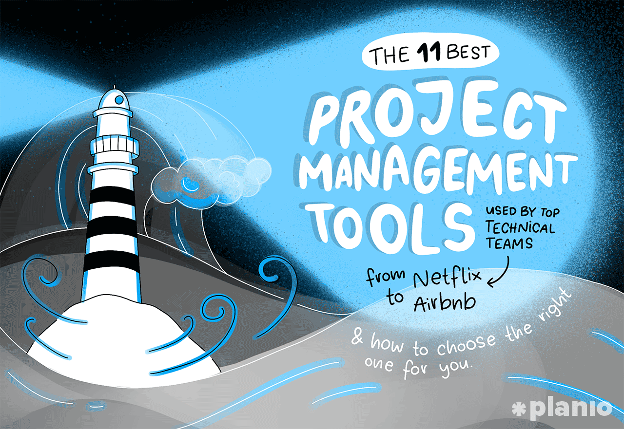 11 best project management tools used by top technical teams