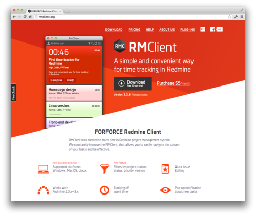 20 discount on rmclient for planio users 1