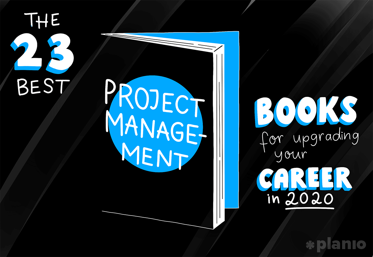 23 best project management books