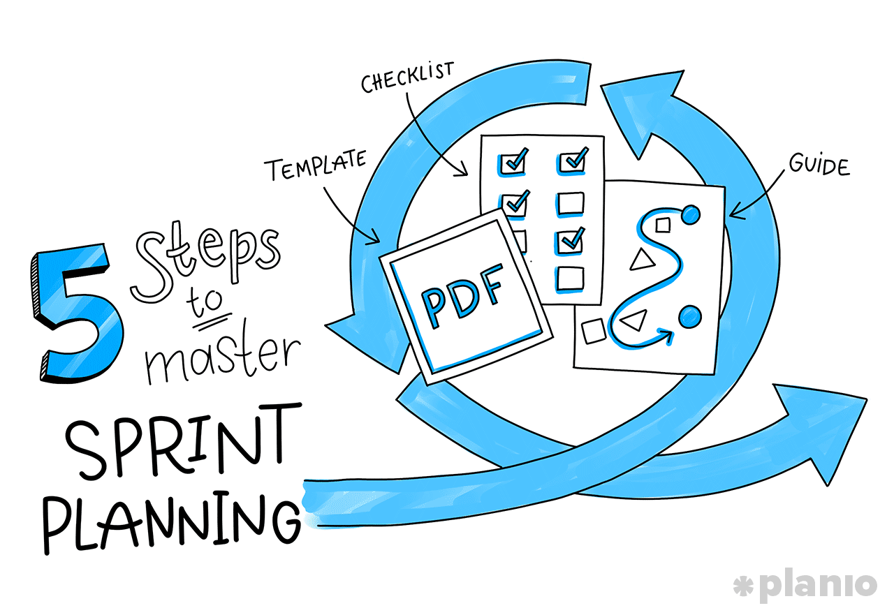 5 steps to master sprint planning