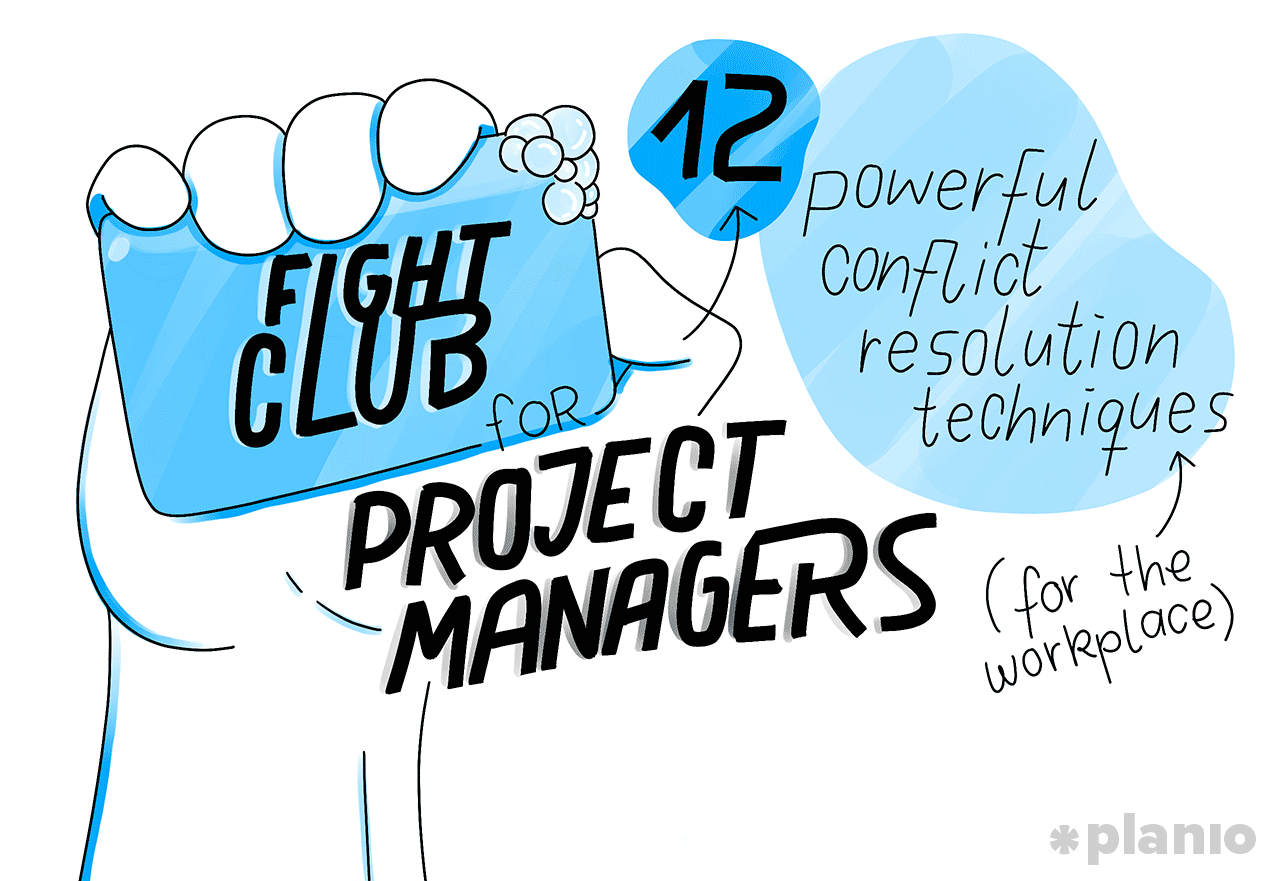 Fight club project manager