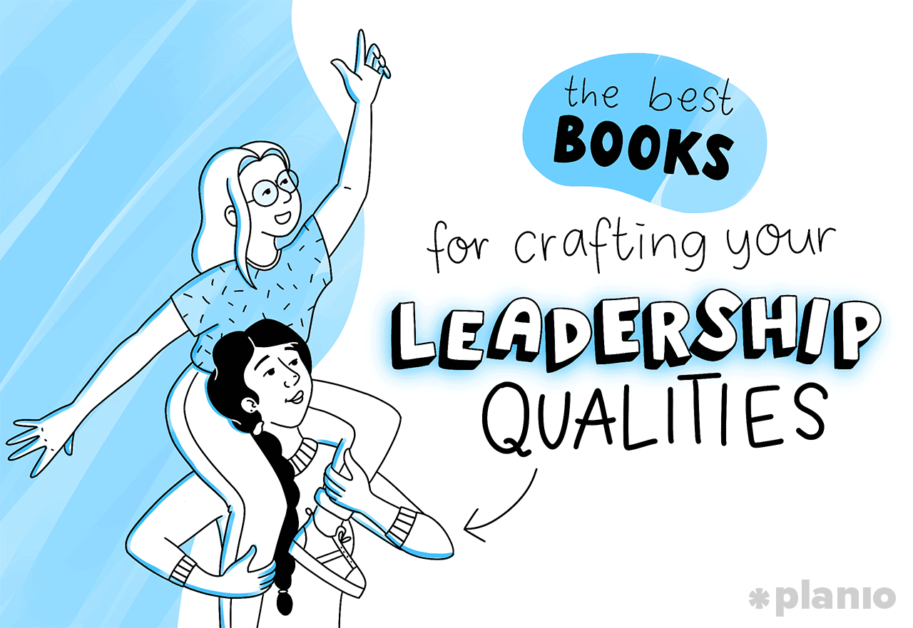 Books for Upgrading your Leadership Skills