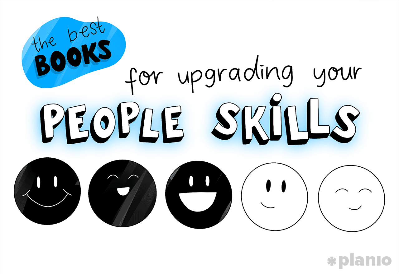 Books for Upgrading your People Skills