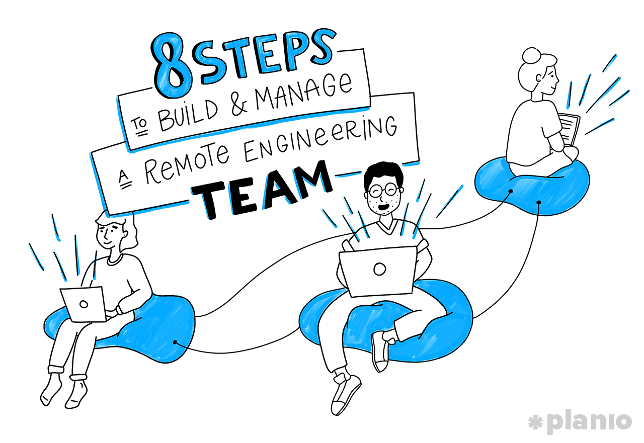 Build remote team