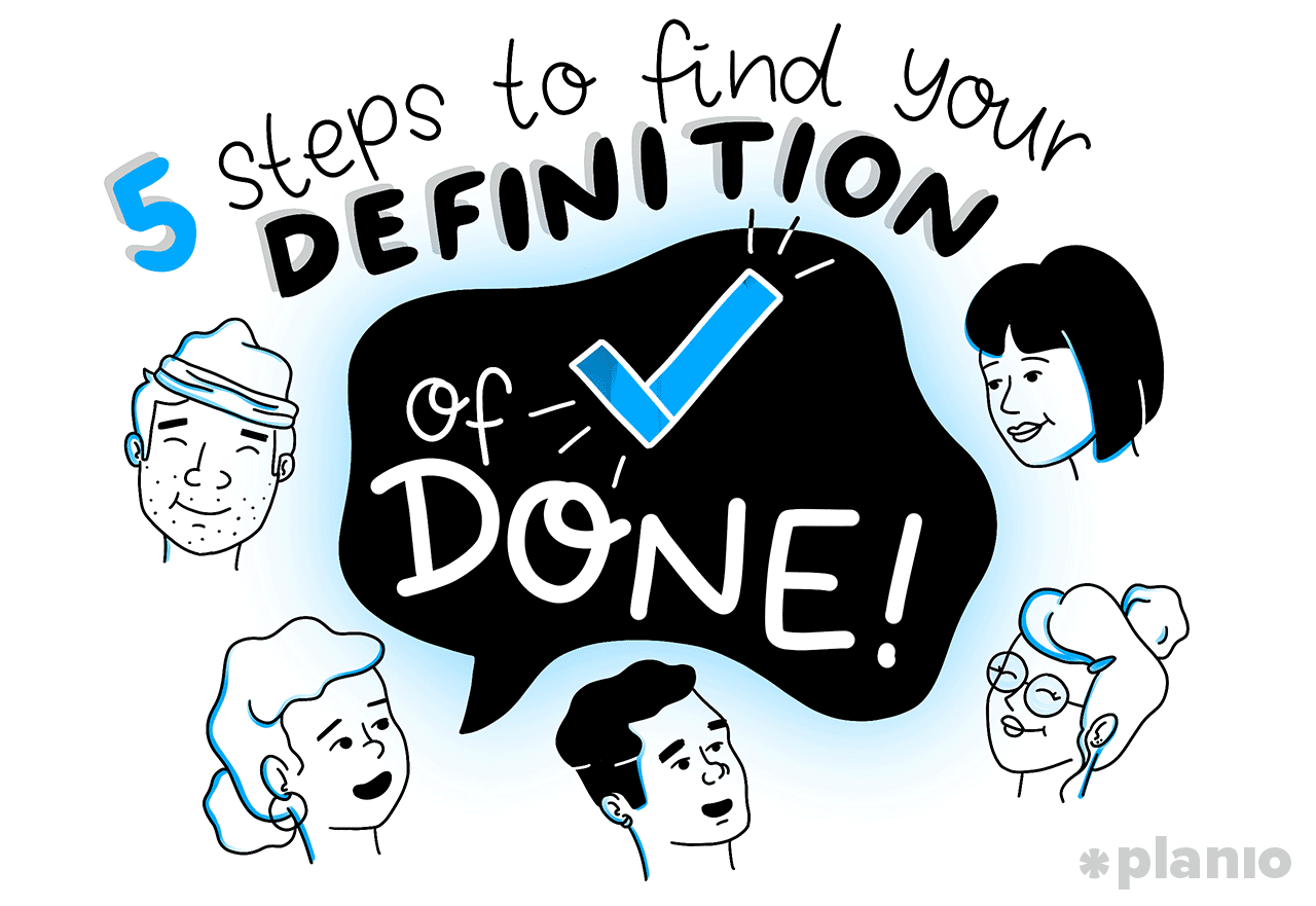 Find your definition of done
