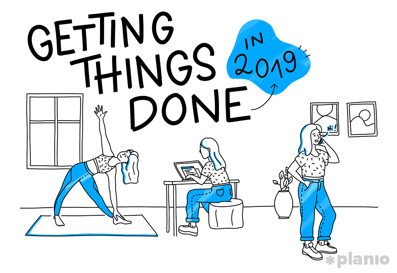 Getting Things Done in 2019