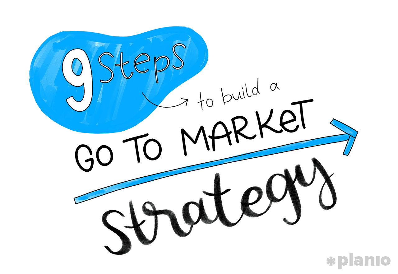 9 Steps to Build a Go To Market Strategy