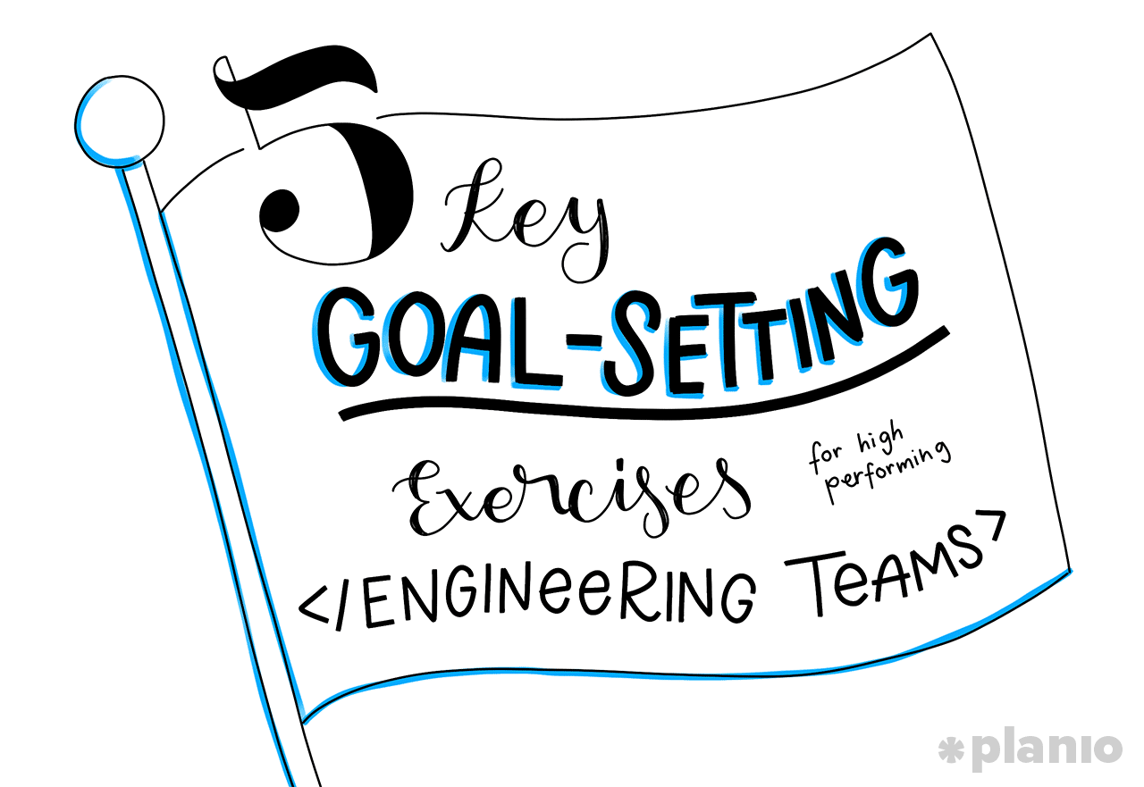 5 Goal Setting Exercises for High-Performing Engineering Teams