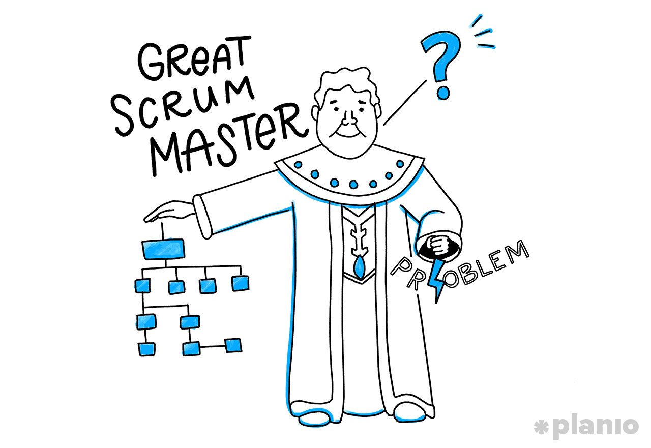 A Great Scrum Master