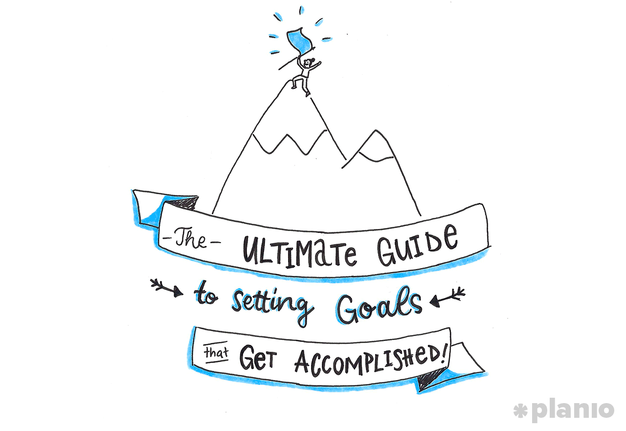 The Ultimate Guide to Setting Goals that Get Accomplished