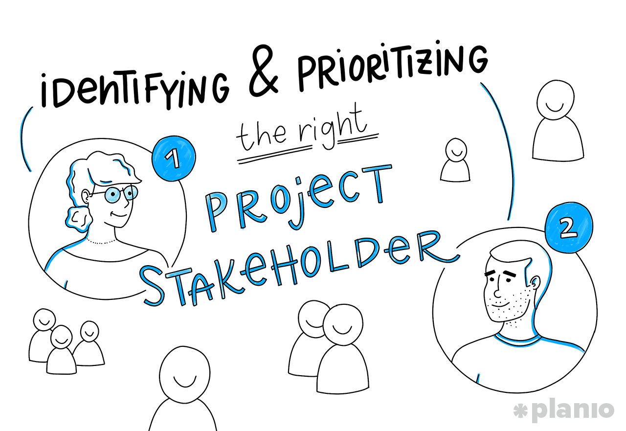 Identifying and prioritizing stakeholders