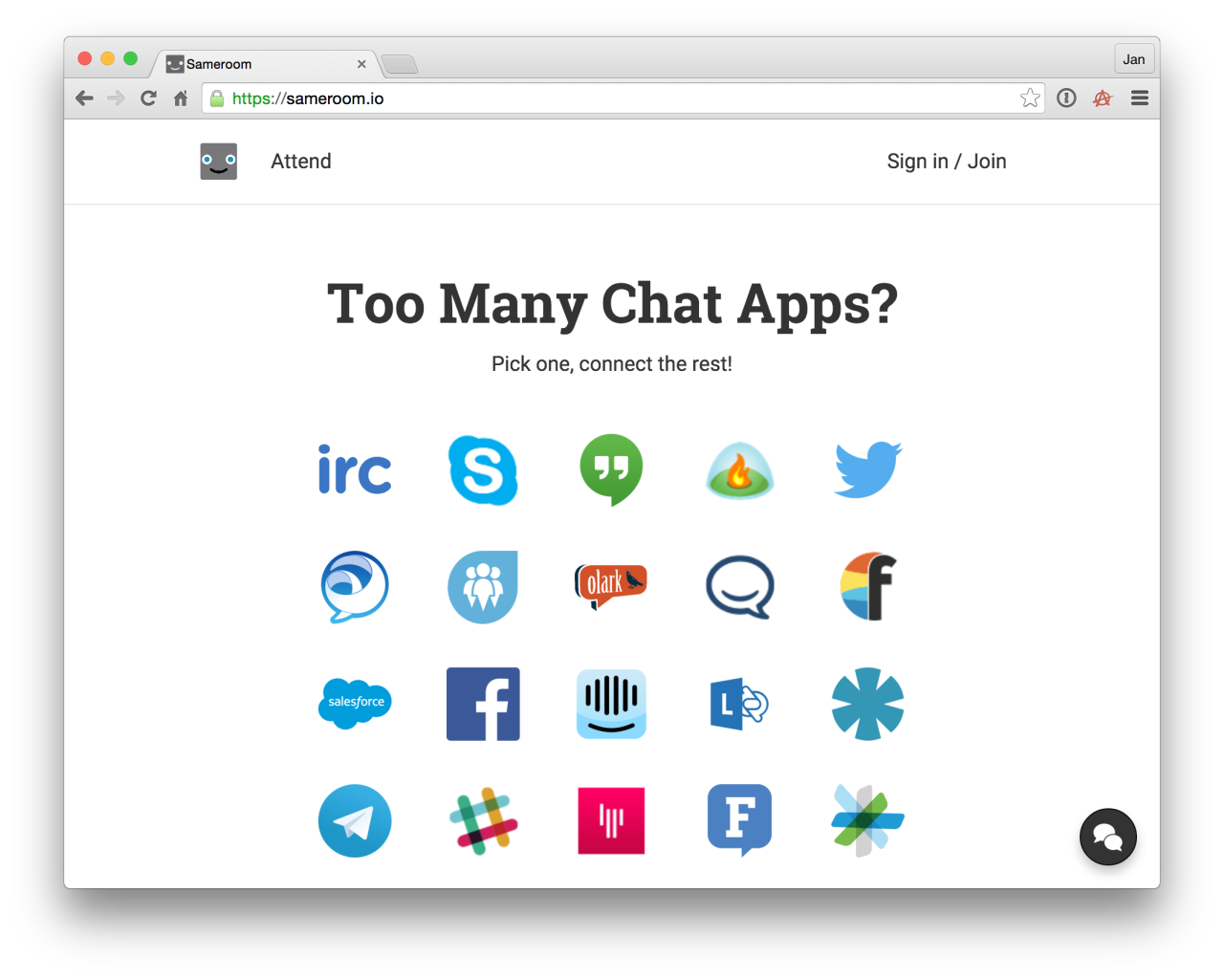Integrate planio with slack hipchat and more 1