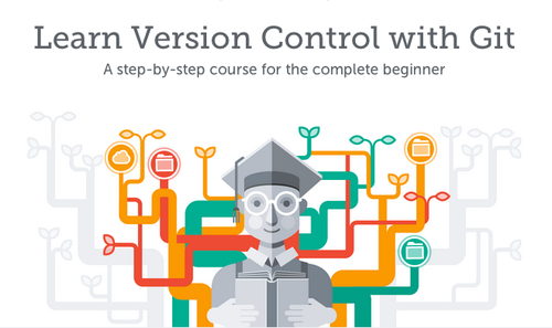 Learn version control with git giveaway 1