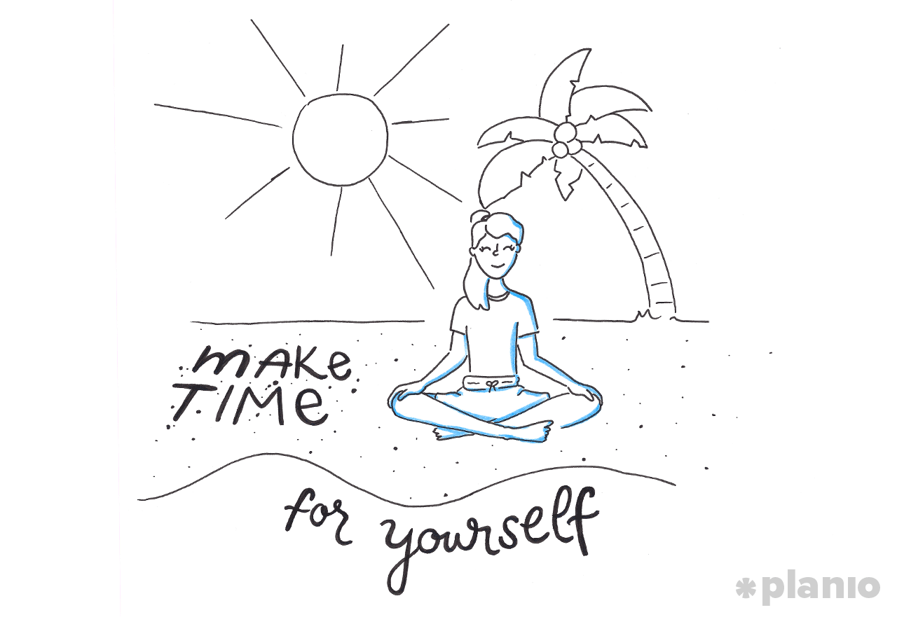 Make time for yourself