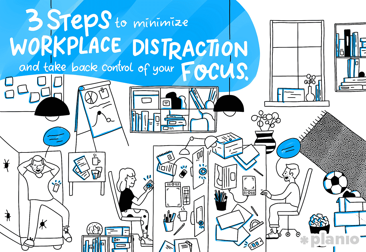 Minimize Workplace Distraction
