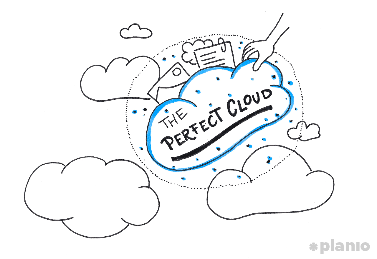 Perfect cloud provider