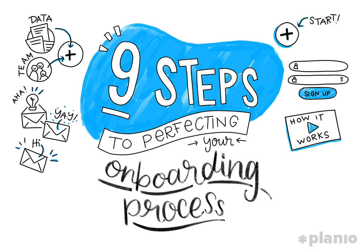 Perfecting onboarding process