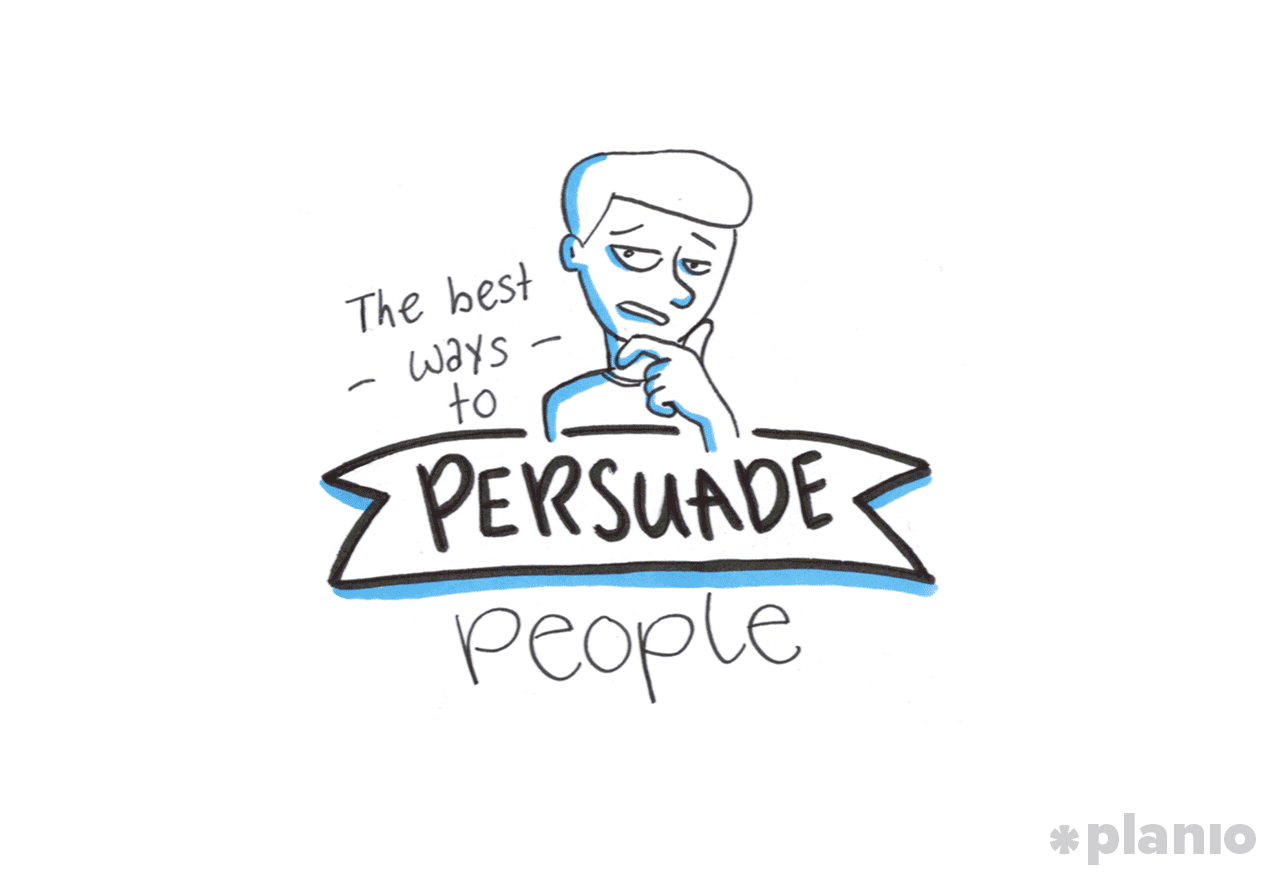 Persuade people