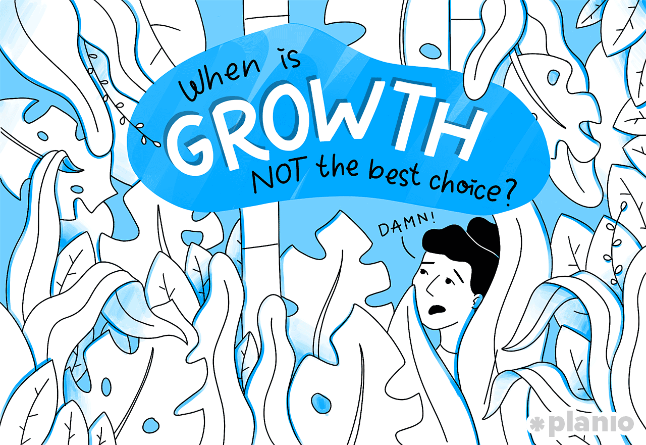 Post growth when is growth not the best choice