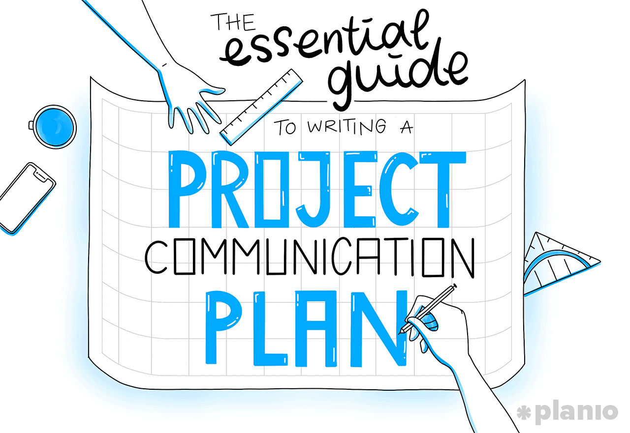 Project communication plan