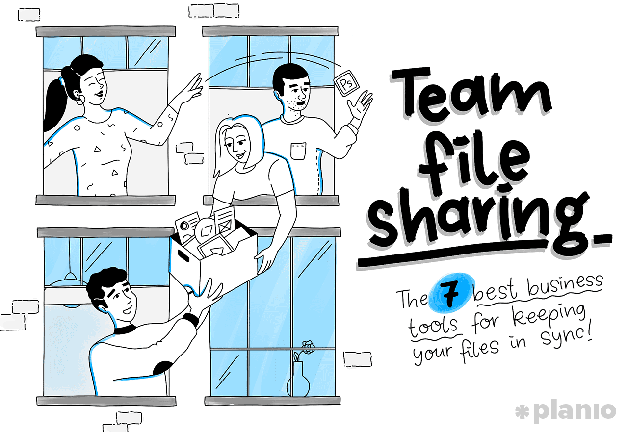 Team File Sharing