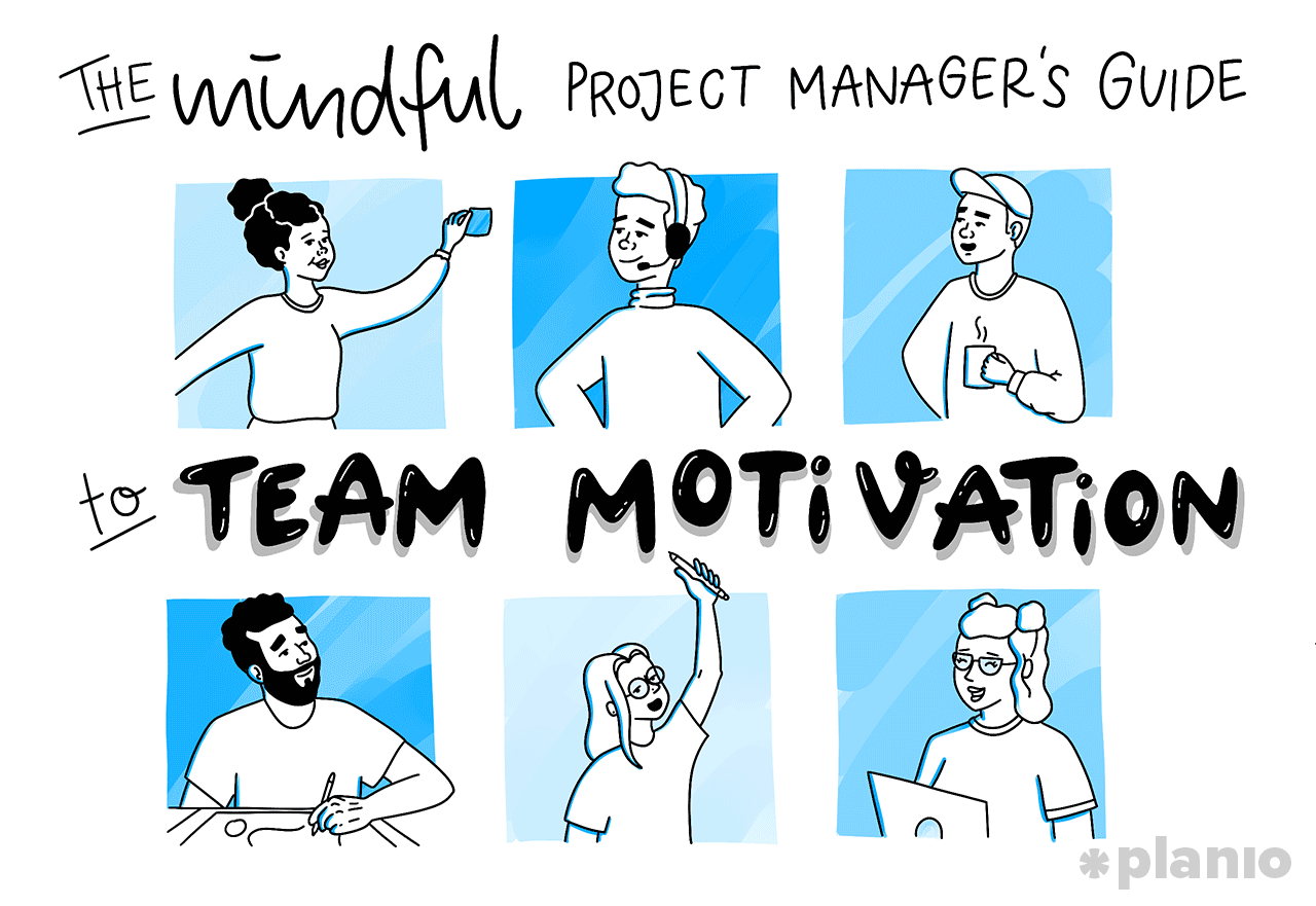 Title mindful guide team motivation