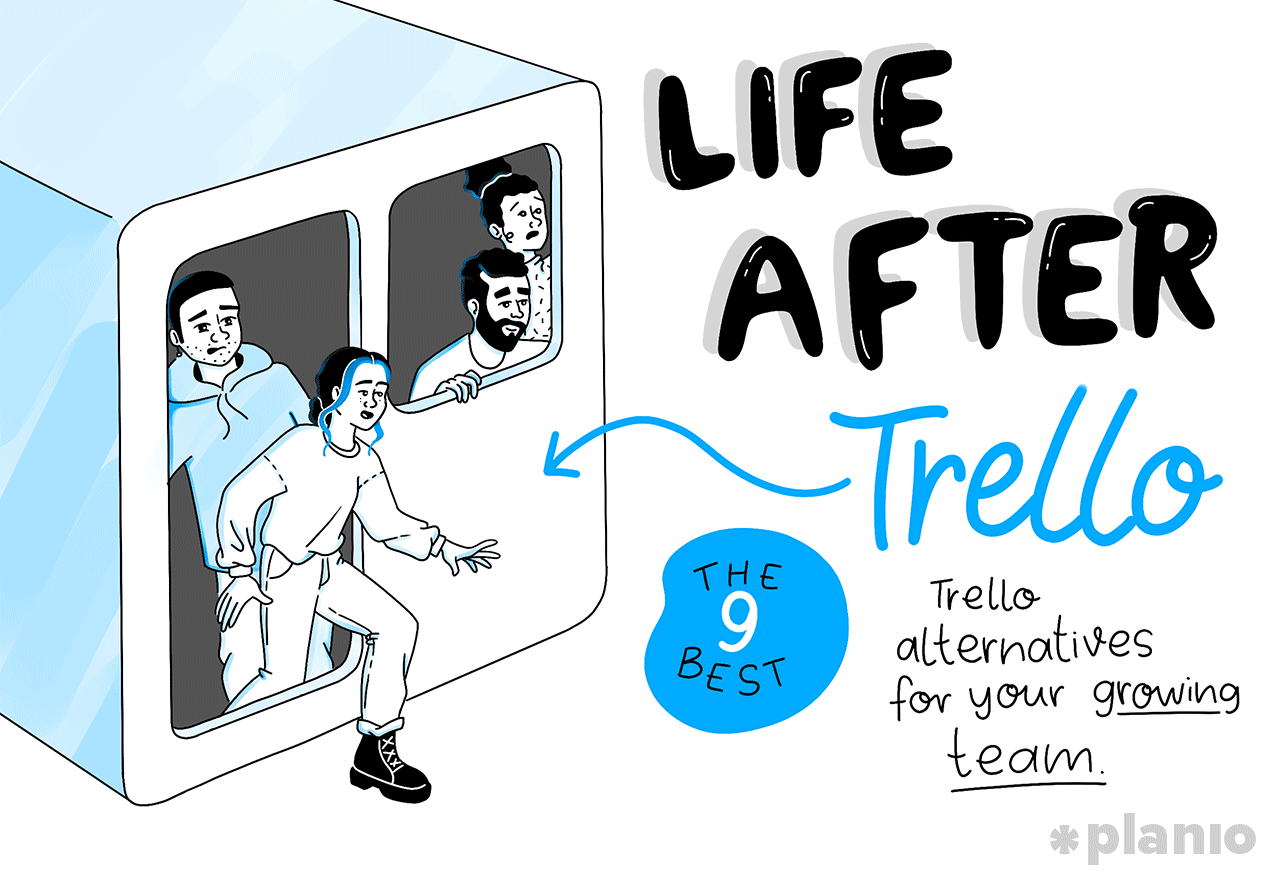 Title life after trello