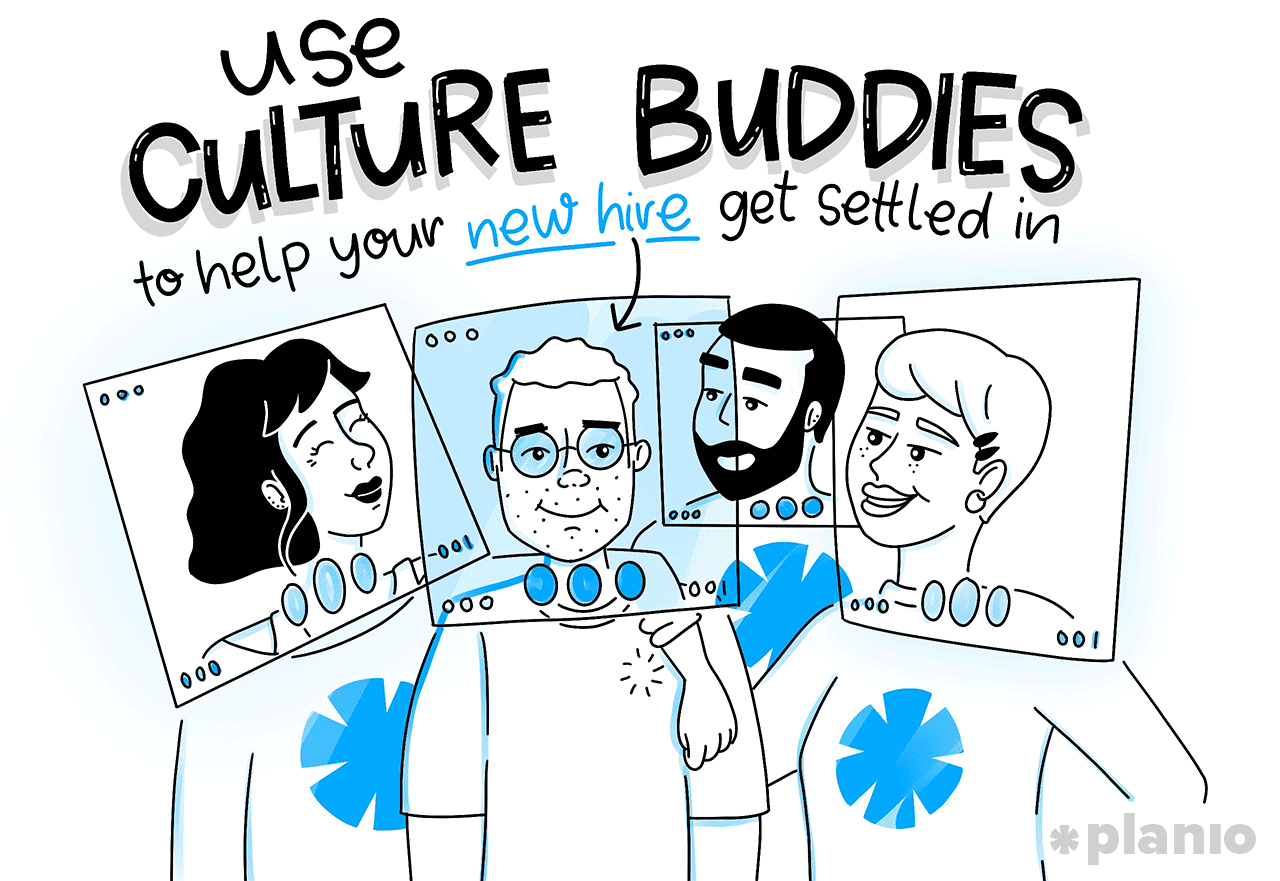 Use Culture Buddies