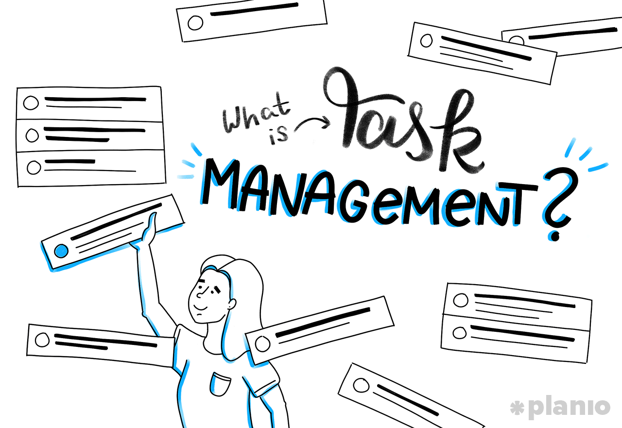 What is task management